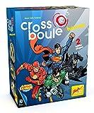 Zoch 601105089 - Crossboule Spiel, Heroes Batman vs Superman, bunt