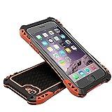 Yarrashop iPhone 7 Wasserdichte Schutzhülle, Apple 7 Unterwasser Wasserdichtes Staubdicht Schnee Verteidigung Stoßfest Schmutzfester Hülle Schutzhülle (4,7 Zoll)