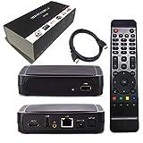 Fire TV Stick 4K mit 12 Monaten IPTV 6000+ Fernsehsender Alexa Voice Remote [USA, Kanada, Großbritannien, Europa, Arabisch,Indischm,Erwachsenenkanal ] weltweit