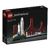 LEGO Architecture 21043 - San Francisco, Bauset