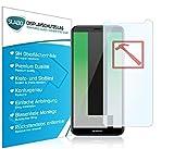 """3 x Slabo PREMIUM Panzerglasfolie Huawei Mate 10 Lite Echtglas Displayschutzfolie Schutzfolie Folie (verkleinerte Folien, aufgrund der Wölbung des Displays) """"Tempered Glass"""" KLAR - 9H Hartglas"""