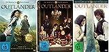 Outlander Staffel 1-3 (1+2+3) Komplett [DVD Set]