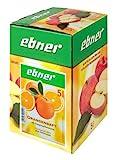 Ebner Orangensaft 100% 5 Liter Bag-in-Box