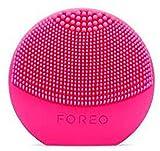 FOREO LUNA play plus Gesichtsreinigungsbürste aus Silikon,Fuchsia