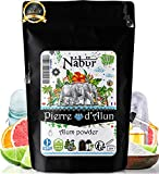 Alunpulver Natural ⭐ Nabür ⭐ Alaun Stone Powder ⭐ 150 Gr ⭐ DIY, Mehrfachzusammensetzung (Kaliumalum)