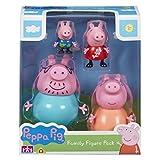 Peppa Pig 06666 Familienfiguren