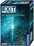 KOSMOS Spiele 694050 - EXIT - Das Spiel - Der versunkene Schatz