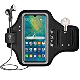 Huawei Mate 20/20 Lite Armband, JEMACHE Gym Sport Laufen Workouts/Fitness Handytasche Armbänder für Huawei Mate 20/20 Lite
