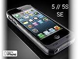 Girafus Powerbank für iPhone 5 / 5S / SE, externes Cover mit Akku, 2400mAh
