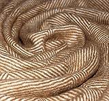 Lorenzo Cana High End Luxus Alpakadecke aus 100% Alpaka - Wolle vom Baby - Alpaka flauschig weich Decke Wohndecke Sofadecke Tagesdecke Kuscheldecke