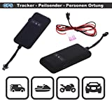 GPS Tracker - Ortungsgerät - Motorrad - KFZ - LKW - PKW