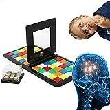 Hunpta@ Spielzeug Magic Block, IQmate Game of Brains Magic Block Game 2019 Spiel der Gehirne/Game of Brains - Kinder & Erwachsene Bildung Spielzeug (Schwarz)