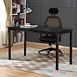 Need Schreibtische 120x60cm Computertisch PC-Tisch Bürotisch Arbeitstisch Esstisch Holz, Weiß AC3DW