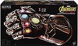 Marvel Avengers E0491EU4 Legends Elektronischer Machthandschuh, im detailreichen Premium-Design, Unisex– Erwachsene, Multicolor, Einheitsgröße