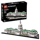LEGO Architecture 21030 - Das Kapitol, Bauspielzeug