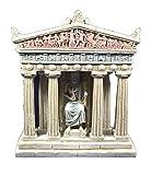 ZEUS Tempel Skulptur antiken griechischen Gott King der alle Götter Artefakt