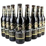 8er Bierset - Sankt Jaro SCHWARZBIER - 8 x 0,5l - aus Tschechien - von.BierPost.com