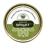 Authentic Shilajit - 10 Gramm (reicht für 1 Monate) – Echtes SHILAJIT AUS DEM HIMALAJA als natürliches, reines und hochwirksames HARZ von Lotus Blooming Herbs, Naturprodukt, biologische Ergänzungsnahrung, pflanzliches Produkt, Ayurvedisches Heilmittel, Wellness, Yoga Ergänzungsnahrung, Ayurveda, Reines Shilajit.