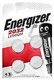 Energizer Spezialbatterie (CR2032 Lithium 3,0Volt 4er-Packung)