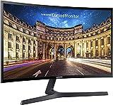 Samsung C24F396FHU Curved Monitor, 60,9 cm (24 Zoll), schwarz